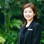 Spa Director Alice Leung