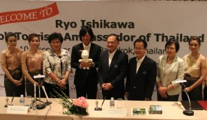 YOUNG JAPANESE GOLF STAR TO CONTINUE AS THAILAND GOLF AMBASSADOR