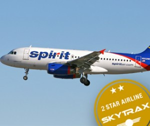Spirit Airlines Is Downgraded To 2 Star Airline Status In Latest Ranking Review