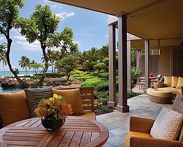 Ocean View Deluxe Suite, exterior