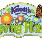 Knott's Berry Farm's Spring Fling!