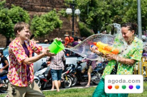 Agoda.com is offering fantastic hotel deals in Bangkok and Chiang Mai to celebrate Songkran, the Thai New Year