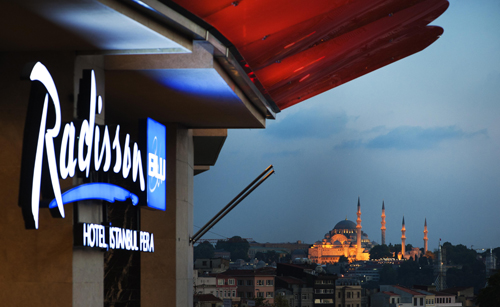 Carlson Rezidor now with 4 properties in Istanbul with the addition of Radisson Blu Hotel, Istanbul Pera
