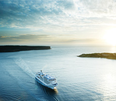 Silversea Cruises opened the books on its two Grand Voyages for 2015