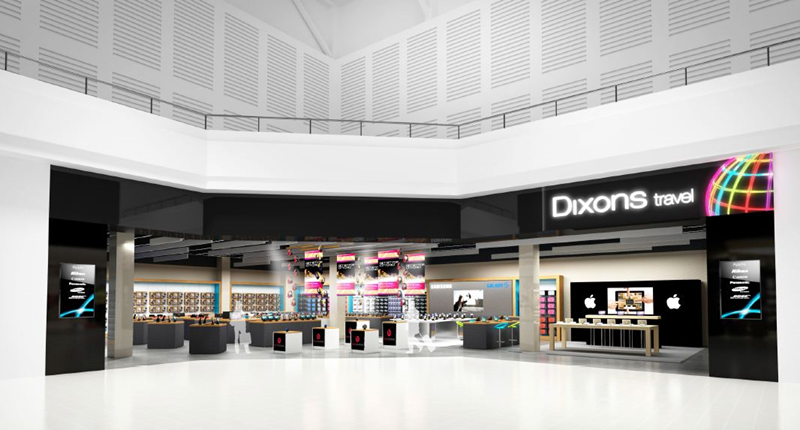 Travel PR News | Dixons Travel unveiled new concept store at