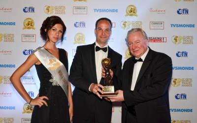 Radisson Blu Hotel Berlin honored with World Travel Award as Germany's Leading Business Hotel 2013