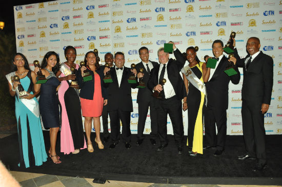 World Travel Awards announced Caribbean & North American winners at Gala Ceremony in Antigua