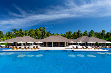 Atmosphere Kanifushi Maldives named in TOP 10 NEW HOTELS for 2014 by Destinology UK