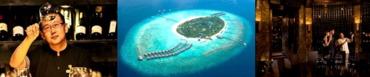 "Beach House's restaurant Medium Rare at Iruveli Maldives awarded ""2013 Award of Excellence"" by Wine Spectator Magazine at 2013 Restaurant Wine List Awards"
