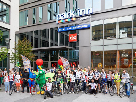 Carlson Rezidor hotels across Europe, Middle East and Africa organized almost 700 activities and raised 107,000 EUR for World Childhood Foundation