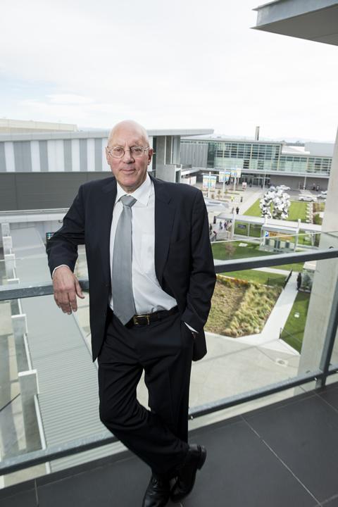 Christchurch Airport won all three major awards at the New Zealand Airports Awards
