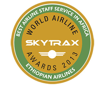 Ethiopian Airlines named Service Quality Institute's Worldwide Customer Service Leader at the Worldwide Customer Service Conference
