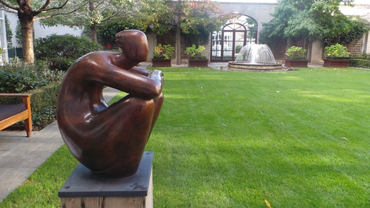 Four Seasons Hotel Dublin to display Sculpture in Context pieces of art as part of Ireland's most prestigious outdoor sculpture exhibition