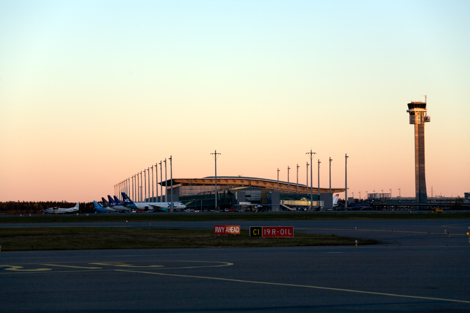 Oslo Airport set single day passengers record when 88 046 people travelled via the airport on Friday, 27 September