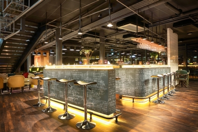 "Cuckoo's Nest bar and restaurant in Radisson Blu Riverside Hotel Gothenburg, Sweden wins ""Best Bar Design"""