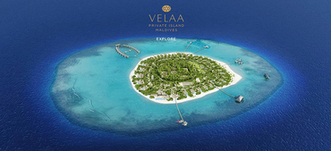 Exceptional private luxury retreat opens on 20 December 2013 - Velaa Private Island, Maldives