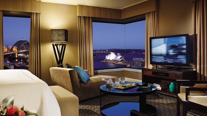 Four Seasons Hotel Sydney unveiled new exclusive Full Harbour View Junior Suites