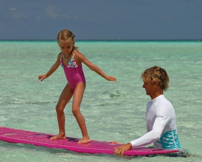 Four Seasons Resort Maldives at Kuda Huraa announced grown-up experiences in child-friendly sizes offering