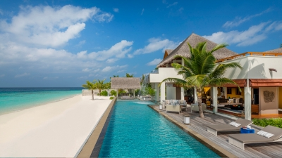 Four Seasons Resort Maldives at Landaa Giraavaru unveils new über luxe hideaway residence