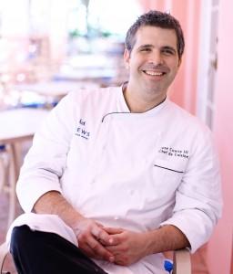 Chef de Cuisine and Chef Jose R. Cuarta, III