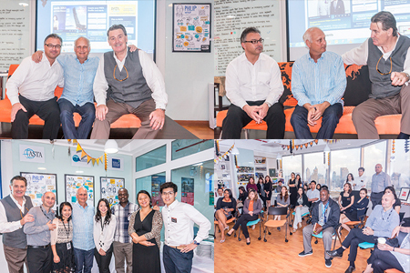 PhoCusWright founder Philip C. Wolf shared his travel industry insights with PATA HQ Staff and Associates