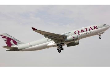 Qatar Airways Cargo Airbus A330 Freighter