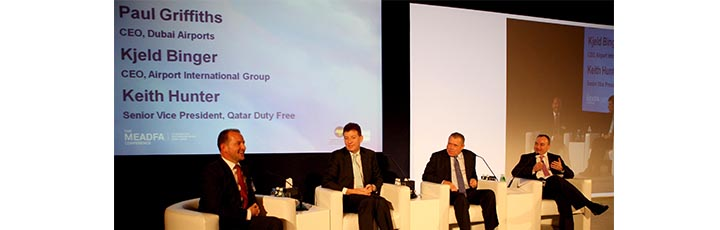 Qatar Duty Free hosted the 2013 MEADFA Conference in Ritz Carlton on 25 and 26 November