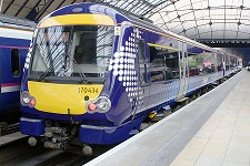 Scottish Government shortlisted FirstGroup for the ScotRail franchise competition