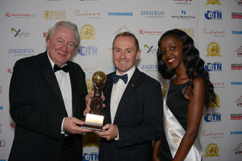 The Radisson Blu Hotel, Dakar named Senegal's Leading Hotel at the recent World Travel Awards
