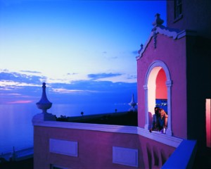 "Loews Don Cesar Hotel announced ""We Dream in Pink"" package to celebrate Valentine's Day"
