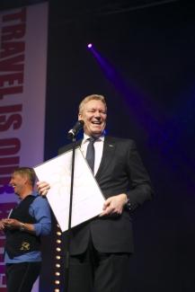 Radisson Blu and Park Inn by Radisson Hotels won prestigious Norwegian travel and tourism industry award
