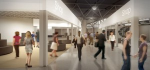 Helsinki Airport's store facilities will undergo complete transformation in spring and summer