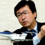 Michimasa Fujino, President & CEO Honda Aircraft Company. Michimasa ranks #2 in TravelPRNews.com's list of the private jet industry's top executives. (Photo by Hayasaka Motooki)