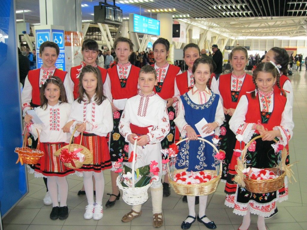 Pictures: Sofia Airport