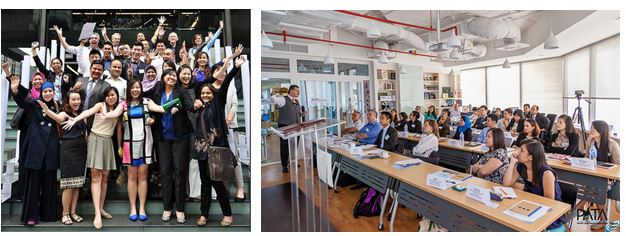 2nd PATAcademy-HCD to take place on June 17-20, 2014 at the PATA Engagement Hub in Bangkok, Thailand