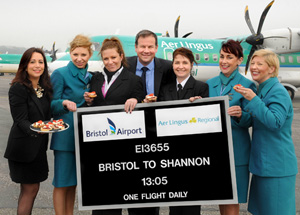 Aer Lingus Regional to start seven flights per week on Bristol-Shannon route
