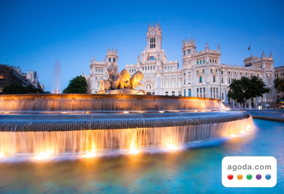 Agoda.com announces its list of fantastic hotel deals in Madrid to celebrate the San Isidro Festival