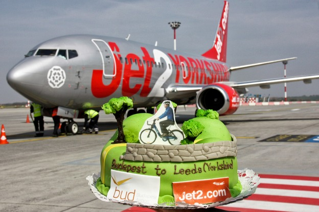 Budapest Airport: British low cost carrier Jet2.com to re-launch its flight to Hungarian capital