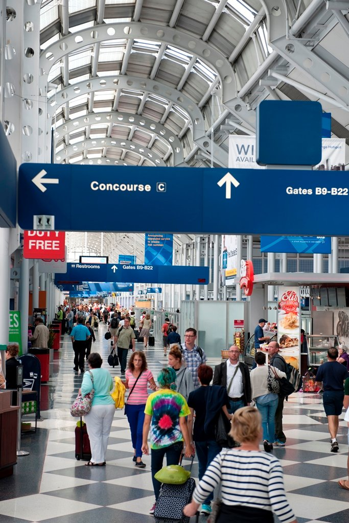 "Chicago Department of Aviation to host free ""How to Open a Concession at O'Hare or Midway Airport"" workshop on Friday, April 18, 2014"