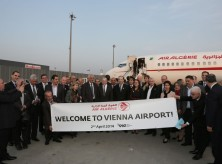 Vienna Airport: Air Algérie now offers two flights per week from Vienna to the Algerian capital