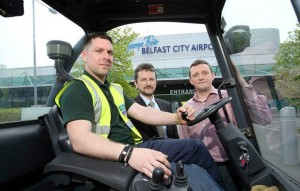 George Best Belfast City Airport awards £2 million contract to GRAHAM Facilities Management