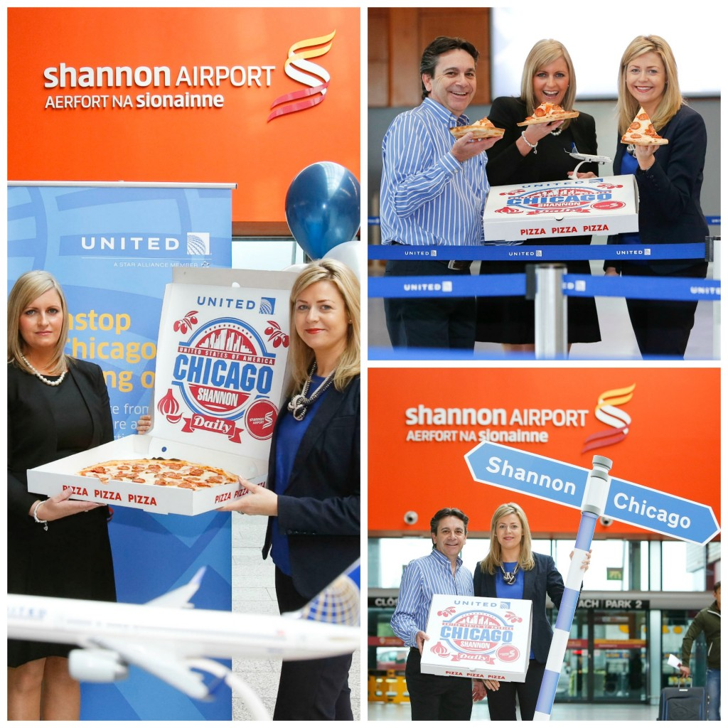 Shannon Airport: United Airlines re-introduced its seasonal nonstop service between Shannon and O'Hare International Airport