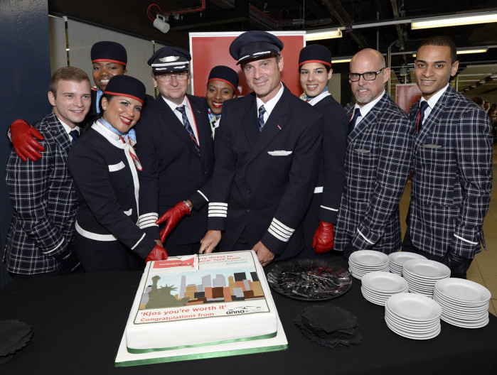 Norwegian celebrates its first ever flights between London Gatwick and the U.S.