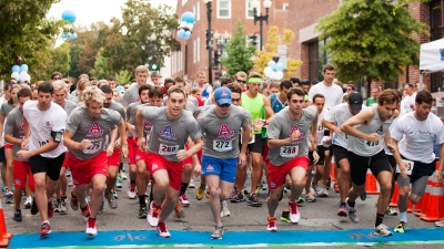 Four Seasons Hotel Washington, DC to host the 34th annual Sprint Four the Cure 5K run/walk on September 20, 2014 along the Potomac Parkway