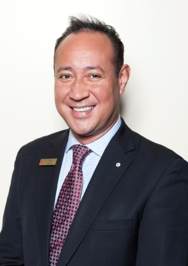 Teki Faletau appointed Director of Sales at Stamford Plaza Brisbane