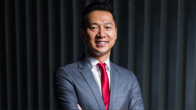 Aidan Chung named Director of Food and Beverage at Four Seasons Hotel Macao, Cotai Strip