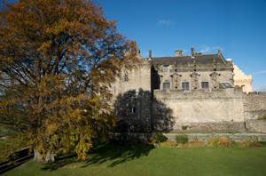 Edinburgh Castle and Stirling Castle the only Scottish attractions shortlisted at the 2014 British Travel Awards