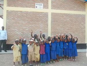 InterCityHotel guests' donations lead to the successful completion of school building project under the management of the charitable foundation FLY&HELP