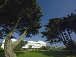 The Atlantic Hotel in Jersey retains highly prized AA Four Red Star and AA Four Rosette ratings