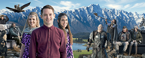 Air New Zealand unveils The Most Epic Safety Video Ever Made ahead of the December release of the final film in The Hobbit Trilogy